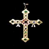 Cruz de Asturias de oro.